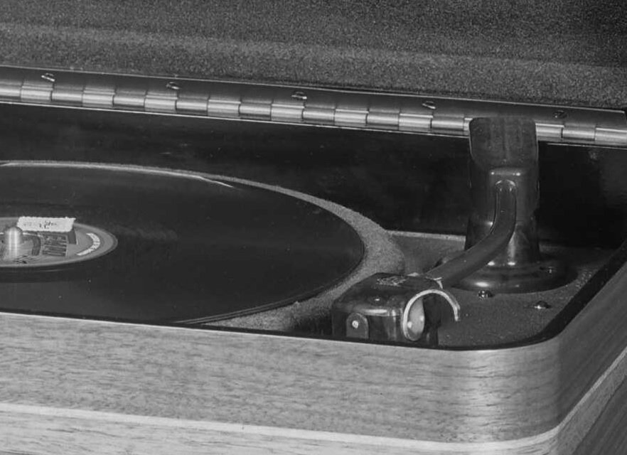 NZ Vintage Radio - 1949 Columbus model 19 Tonearm