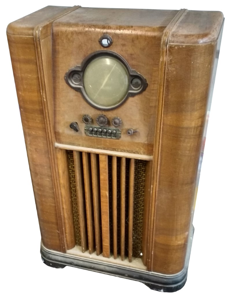 NZ Vintage Radio - Columbus 65