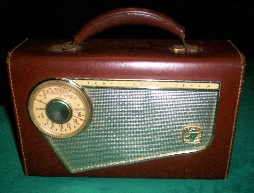 NZ Vintage Radio - Columbus PZ117