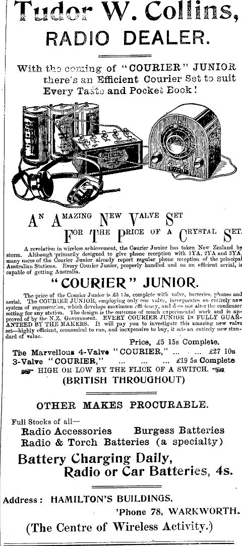 1928 Courier Junior