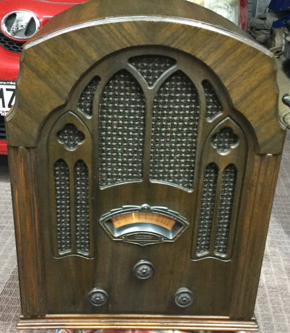 NZ Vintage Radio - Courtenay 106