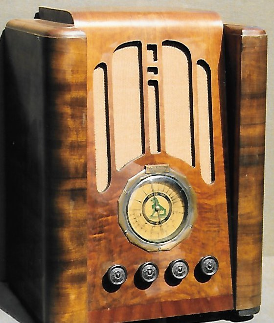 NZ Vintage Radio - Courtenay 21