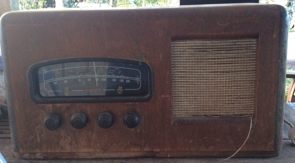 NZ Vintage Radio - Courtenay 32
