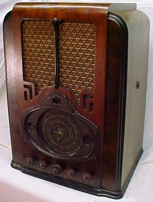 NZ Vintage Radio - Courtenay 38