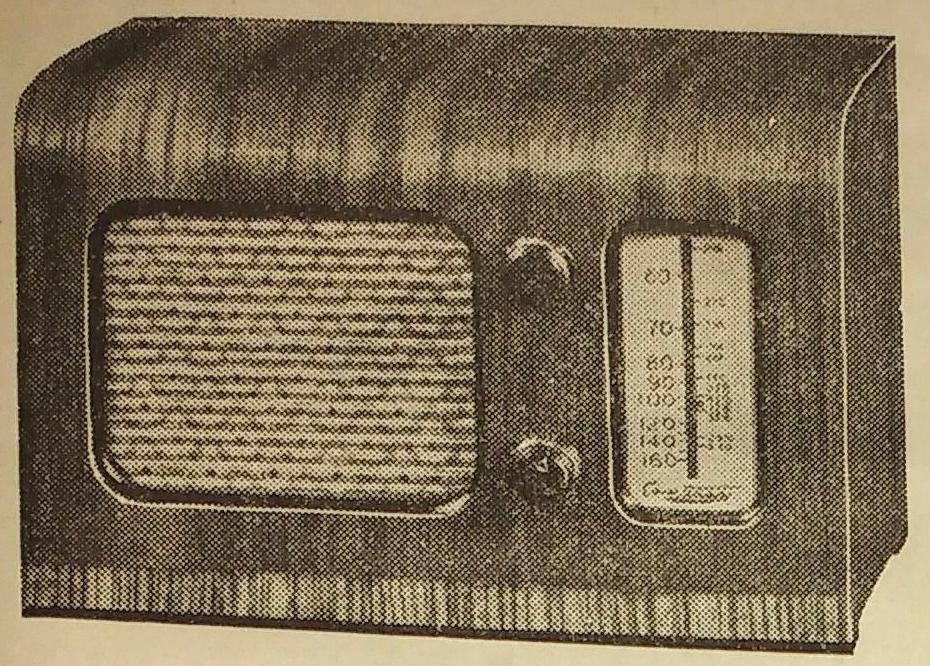 NZ Vintage Radio - Courtenay 5