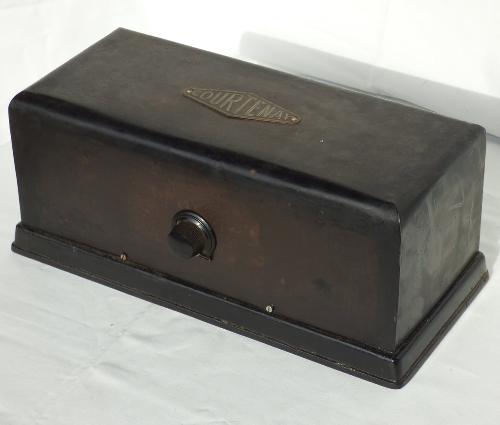 The First Ever Courtenay Radio