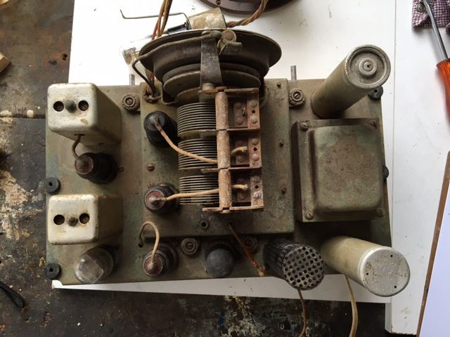 NZ Vintage Radio - Cromwell 7AW