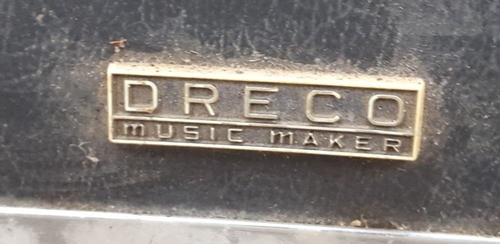 NZ Vintage Radio - 1962 Dreco Campus