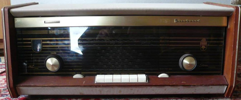 NZ Vintage Radio - 1962 Fleetwood FL517A 'Stereomaster'