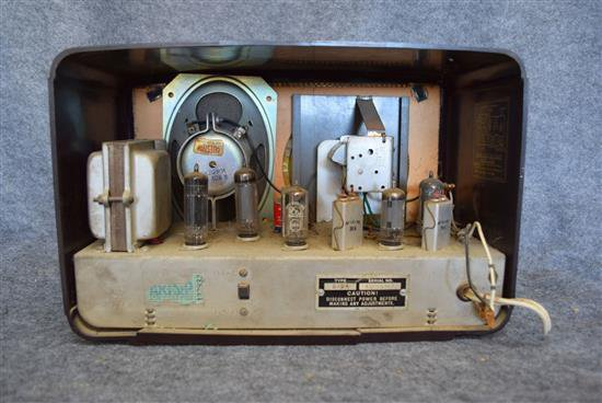 NZ Vintage Radio - 1953 Gulbransen  model 5154