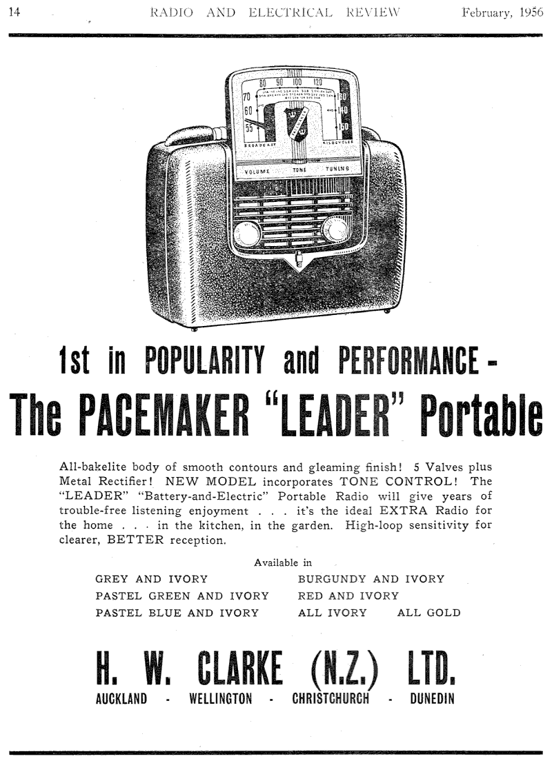1955 Pacemaker 5155AB