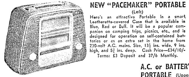 1949 Pacemaker 519AB