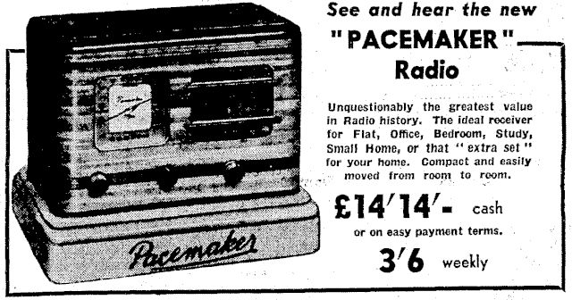 1940 Pacemaker 5MO