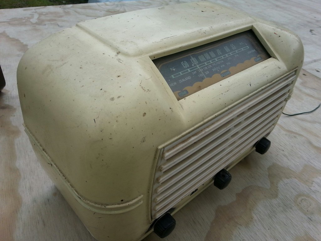 NZ Vintage Radio - Pacific (Post-WWII) 511