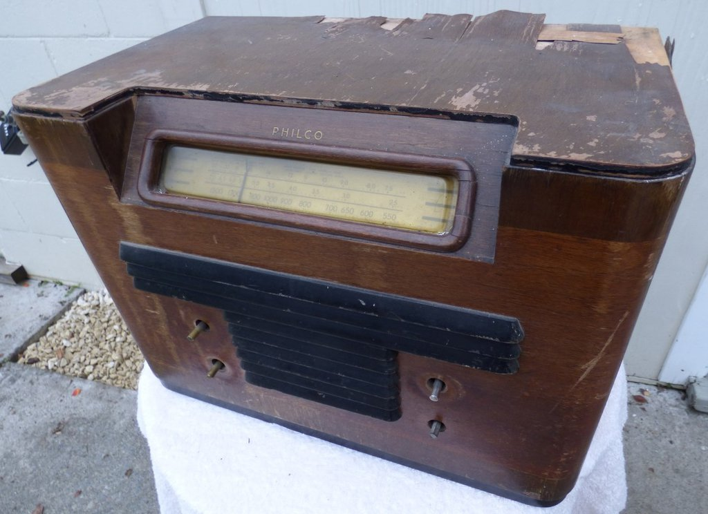 NZ Vintage Radio - 1941 Philco model 147