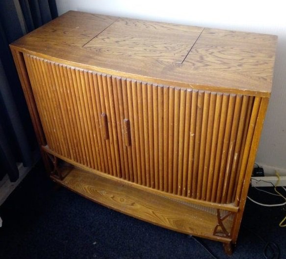NZ Vintage Radio - 1956 Philco model 1662