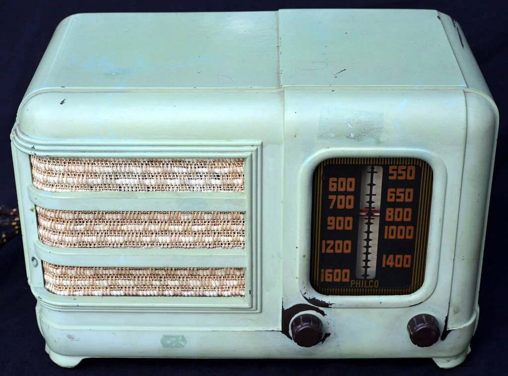 NZ Vintage Radio - 1948 Philco 1948 Philco model 200