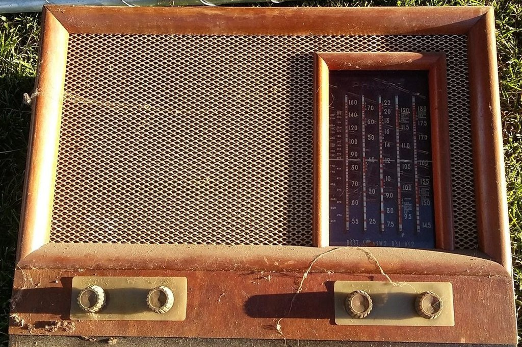 NZ Vintage Radio - 1952 Philco model 735