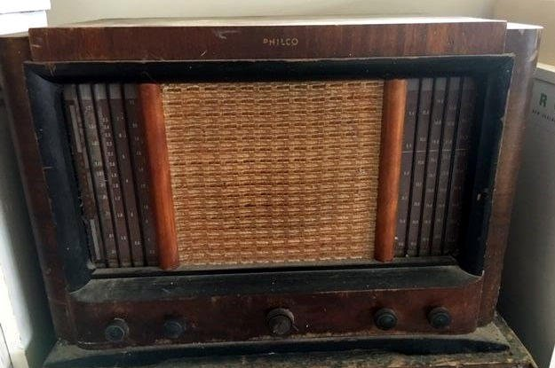NZ Vintage Radio - 1941 Philco model 788