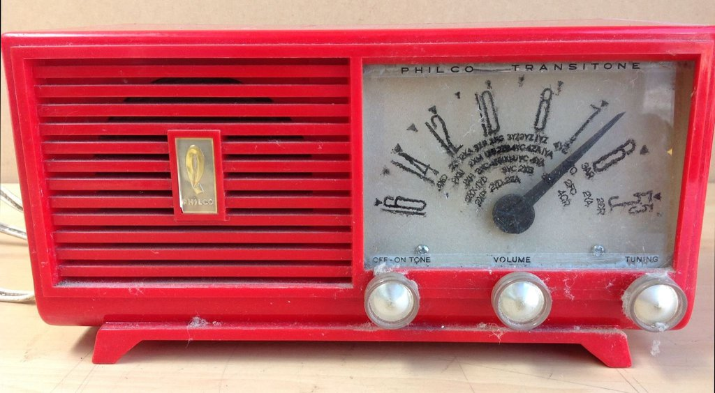 NZ Vintage Radio - 1958 Philco Georgia