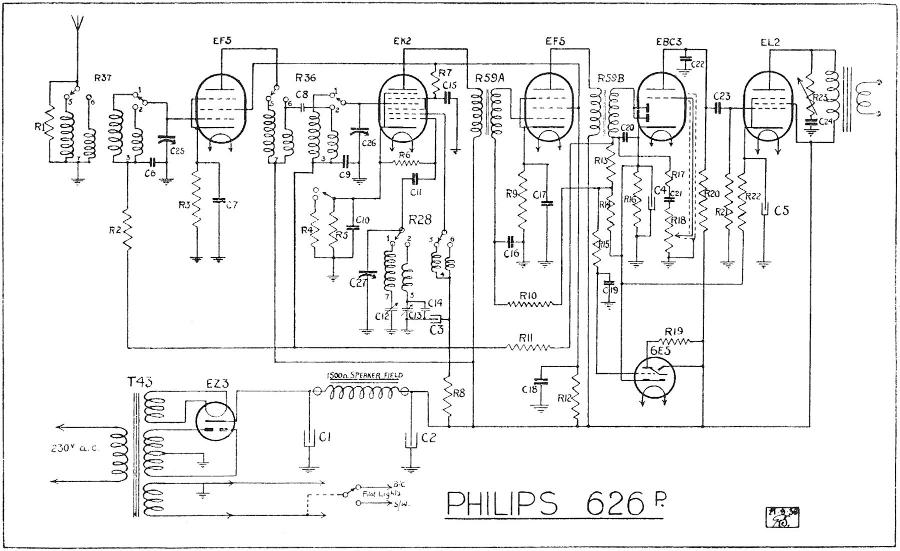 Philips P626