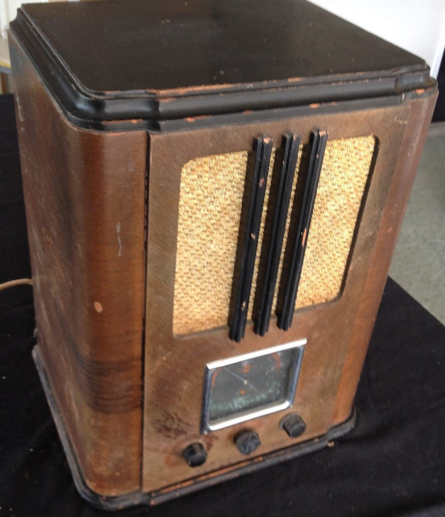 NZ Vintage Radio - 1937 Ultimate BBU