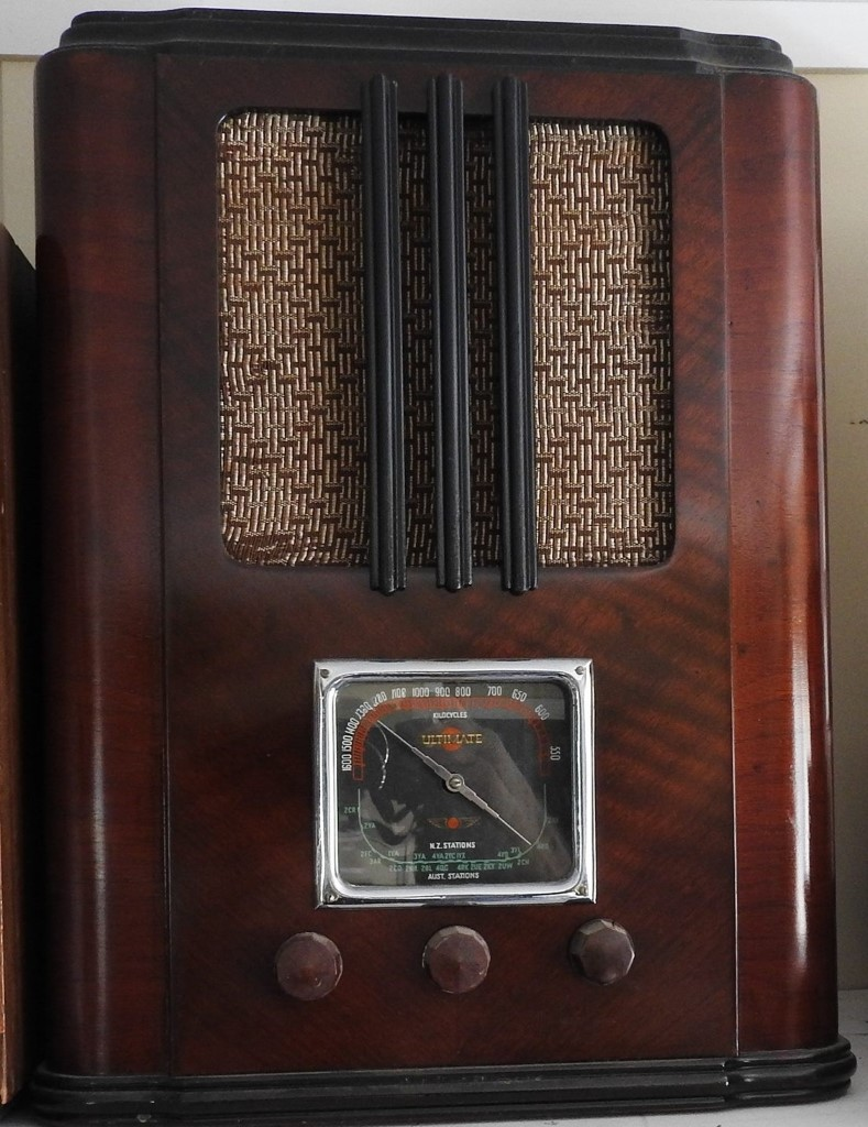 NZ Vintage Radio - Ultimate BBU