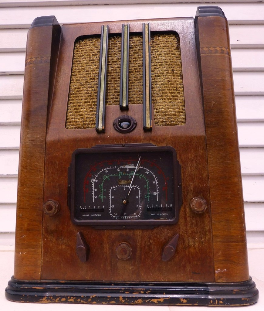 NZ Vintage Radio - Ultimate BCU