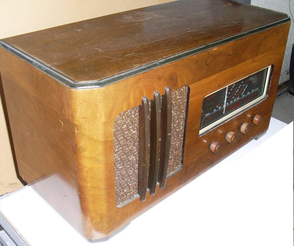 NZ Vintage Radio - 1939 Ultimate CPU