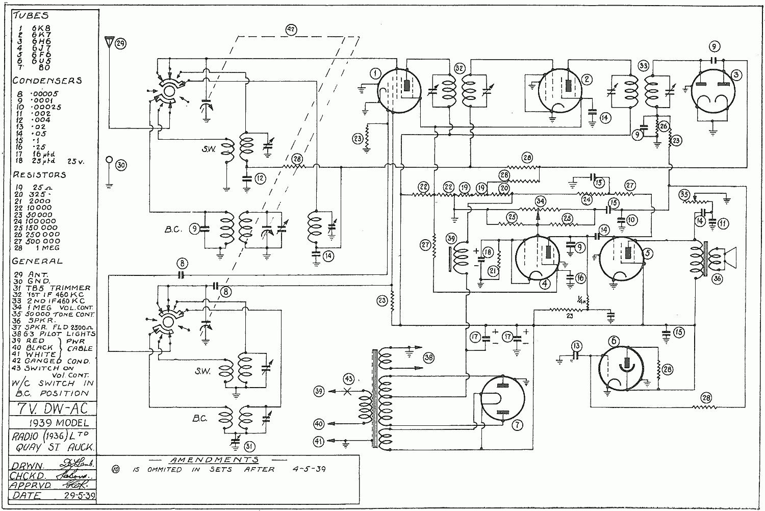 1939 Ultimate-Rolls-Skyscraper-Courier-Golden_Knight CPU CPR CPS CPC Schematic