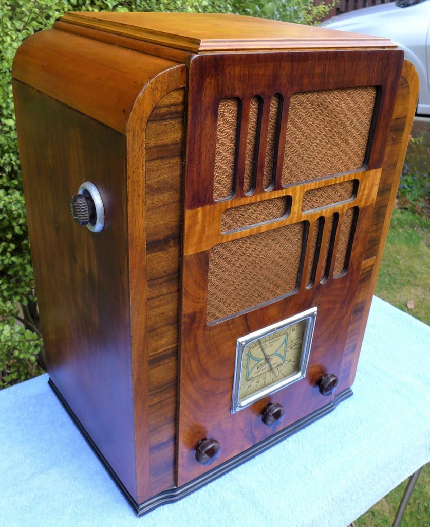 NZ Vintage Radio - 1935 Ultimate CU