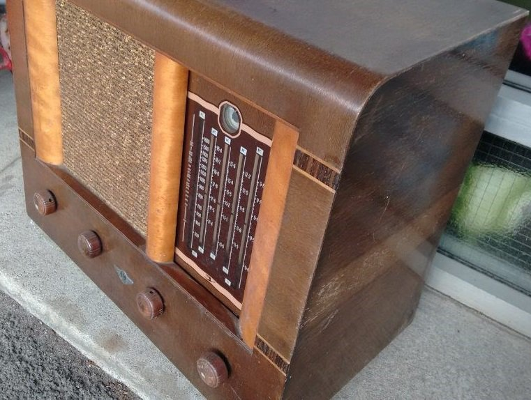 NZ Vintage Radio - 1941 Ultimate FA