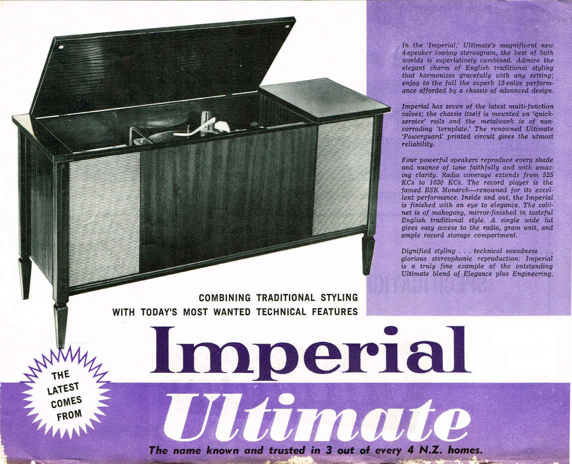 1966 Ultimate Imperial