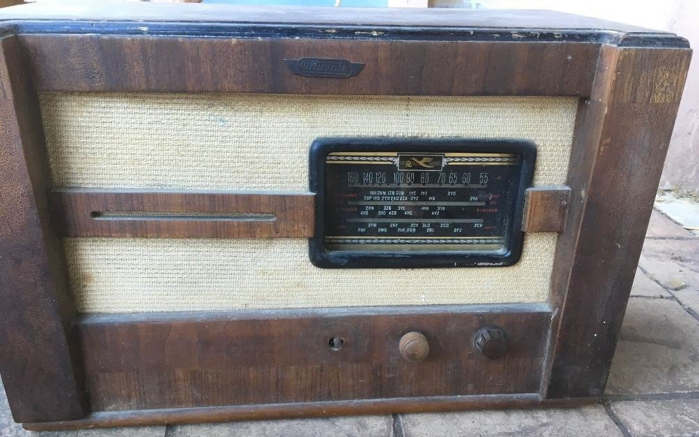 NZ Vintage Radio - 1948 Ultimate RAG