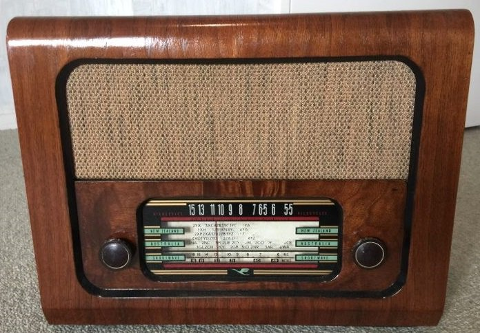 NZ Vintage Radio - 1953 Ultimate RBY