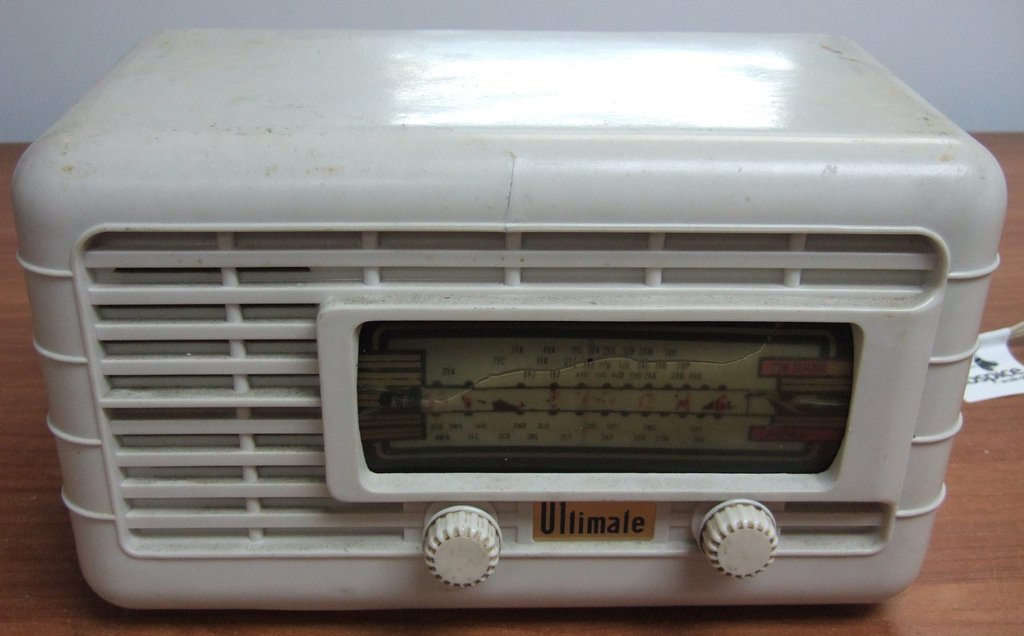 NZ Vintage Radio - Ultimate RBZ