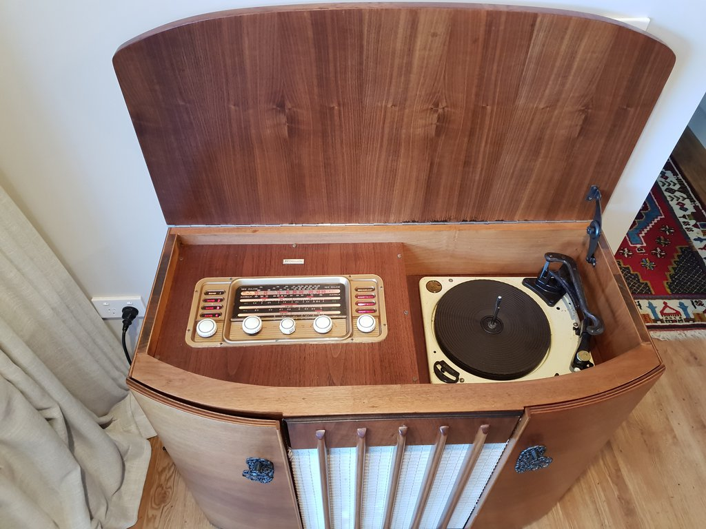 NZ Vintage Radio - 1955 Ultimate RCC