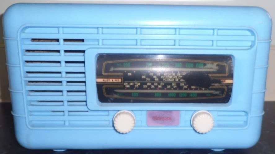 NZ Vintage Radio - Ultimate RCP