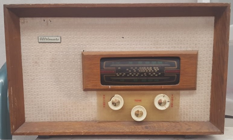 NZ Vintage Radio - Ultimate RCP 'New Sorrento'