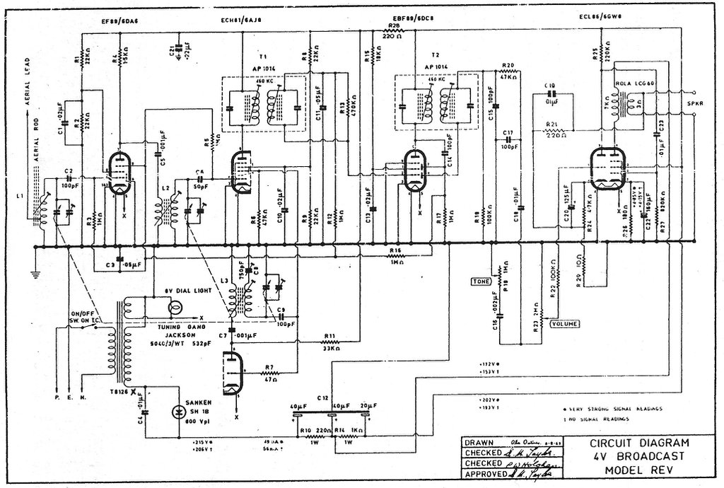 Ultimate REV Schematic
