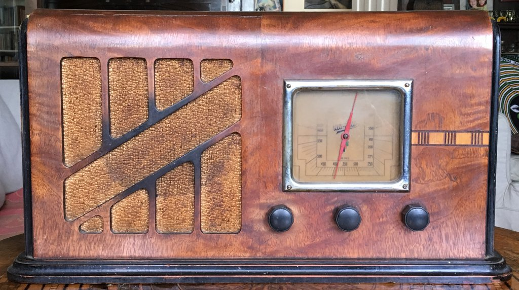 NZ Vintage Radio - 1936 Ultimate UU